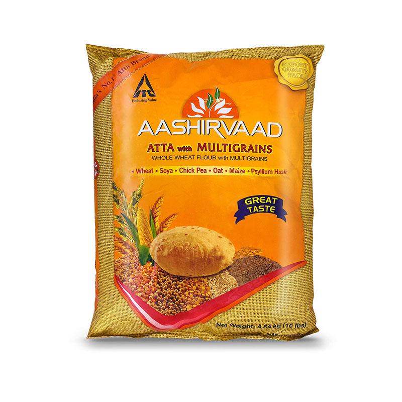 Aashirvaad (Export Pack) Multigrain Atta Flour Mix