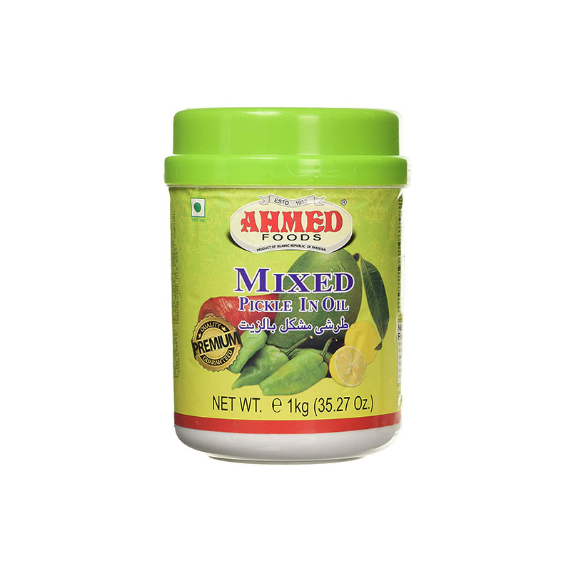 Ahmed Mix Pickle In Oil