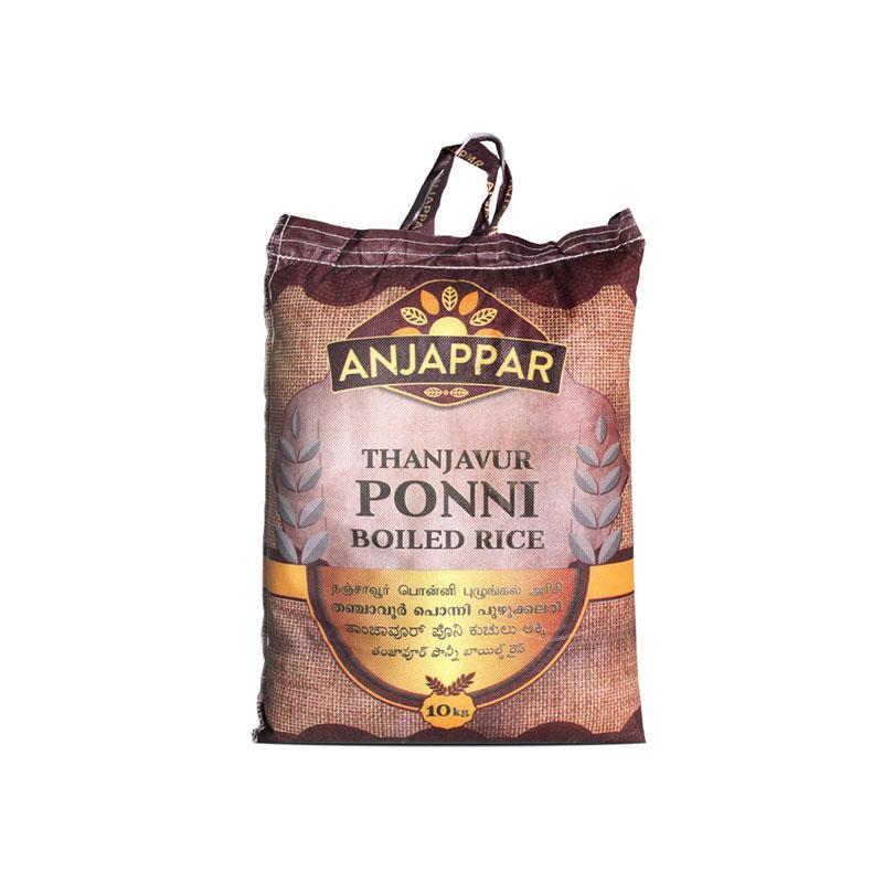 Anjappar Thanjavur Ponni Boiled Rice