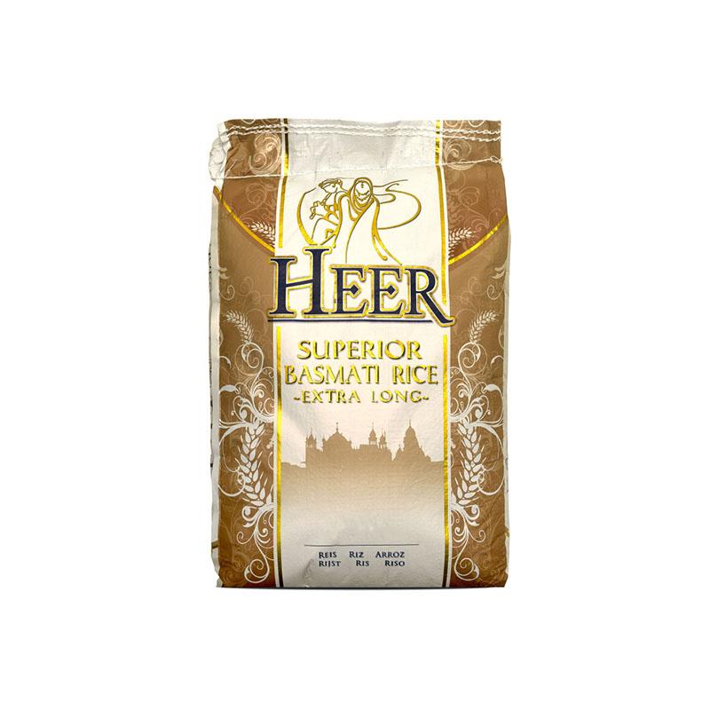 Heer Superior Basmati Rice Extra Long Grain