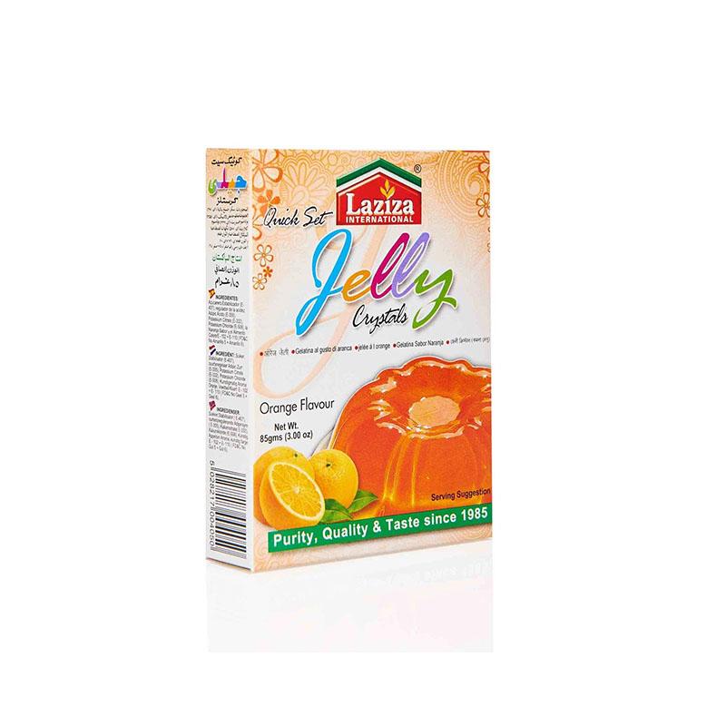 Laziza Jelly Orange