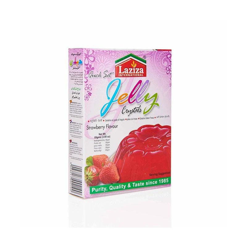 Laziza Jelly Strawberry
