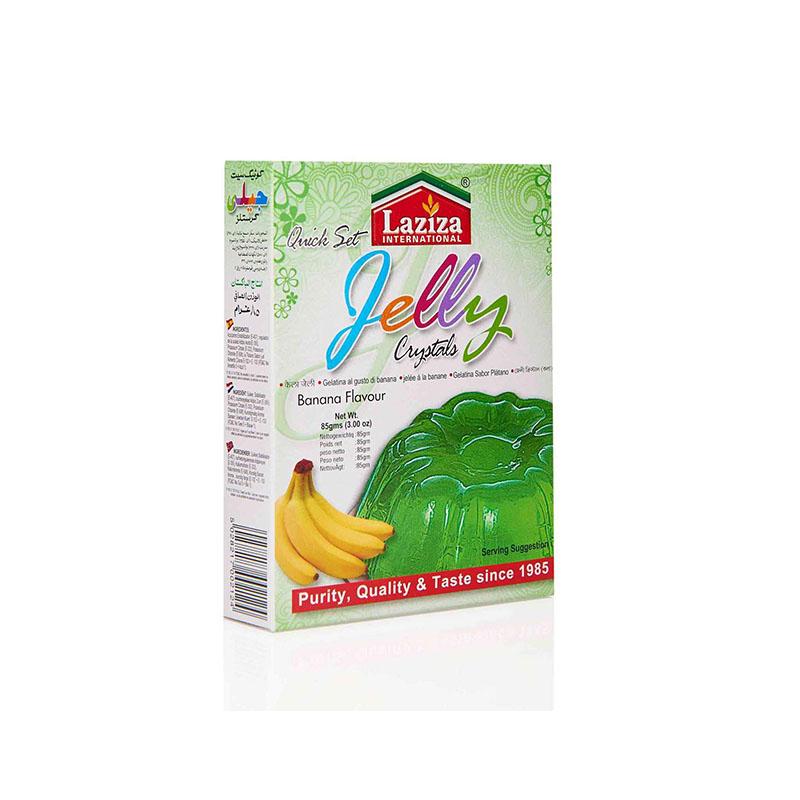 Laziza Jelly banana