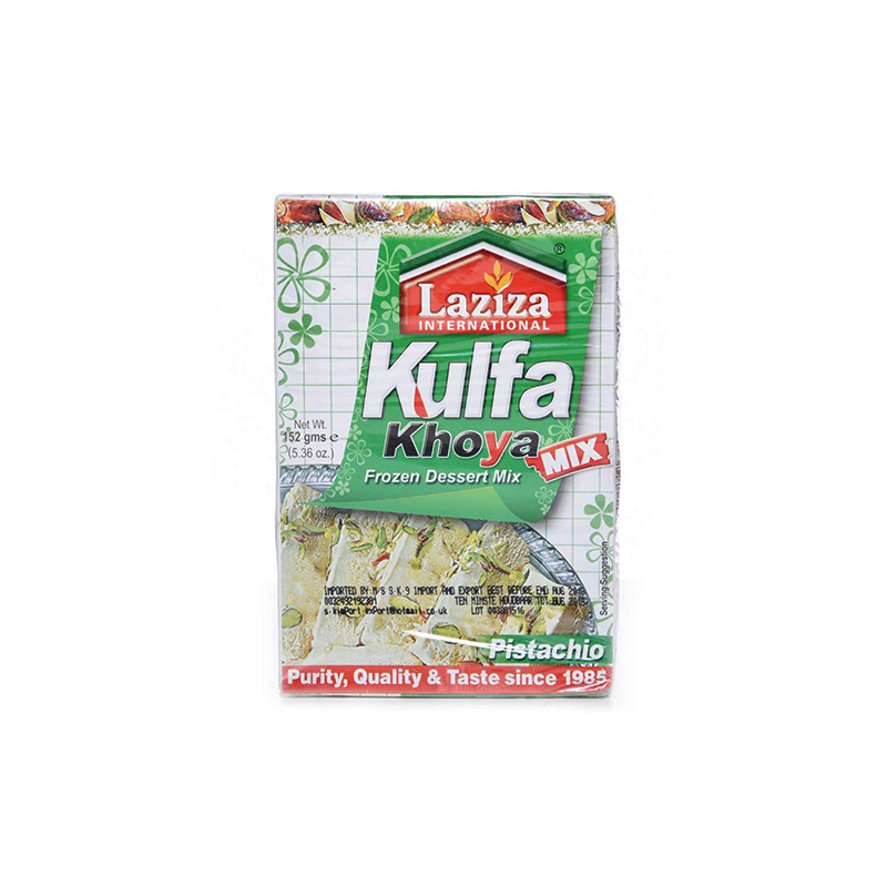 Laziza Kulfa Khoya Pistachio