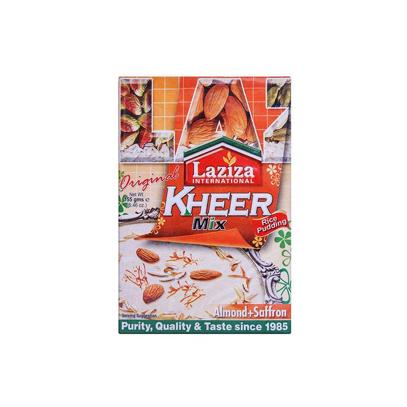 Laziza   Kheer Mix Almond & Saffron