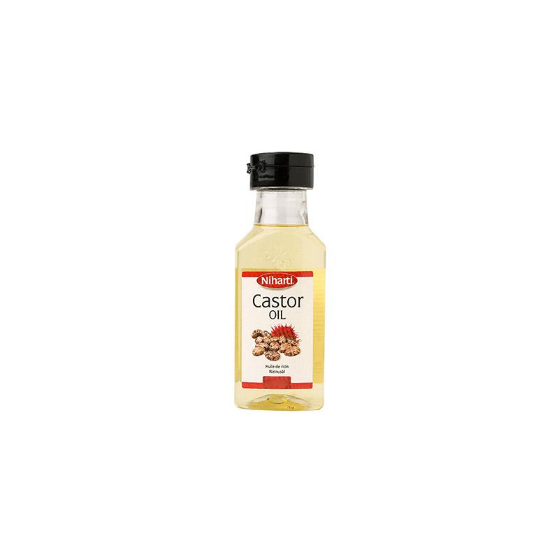 Niharti  Castor Oil (Reines Rizinusöl)