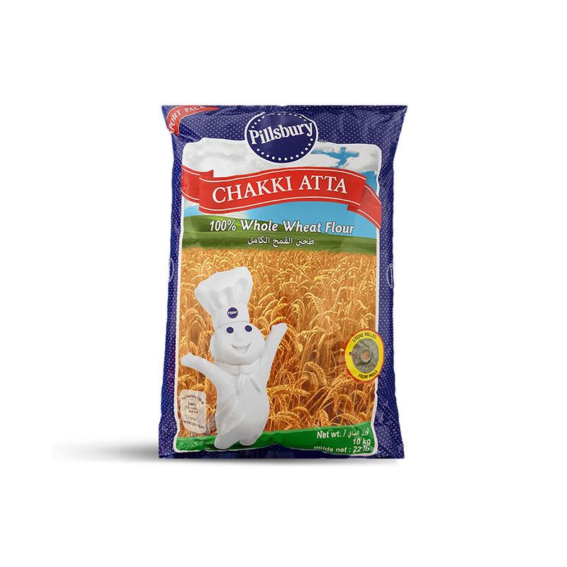 Pillsbury Chakki Atta Wheat Flour