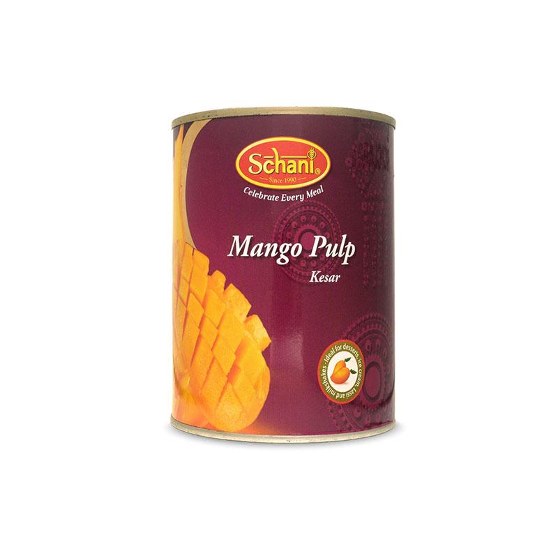 Schani Mango Pulp Kesar