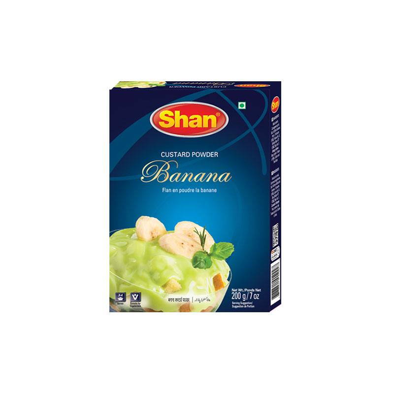 Shan Custard Banana