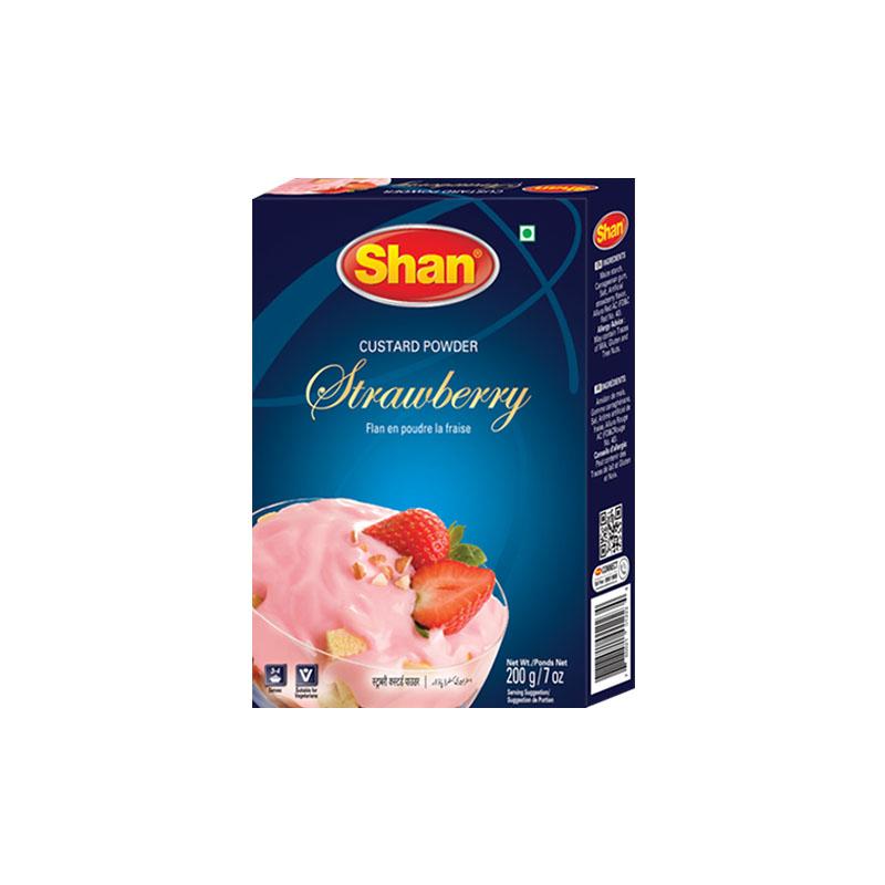 Shan Custard Strawberry