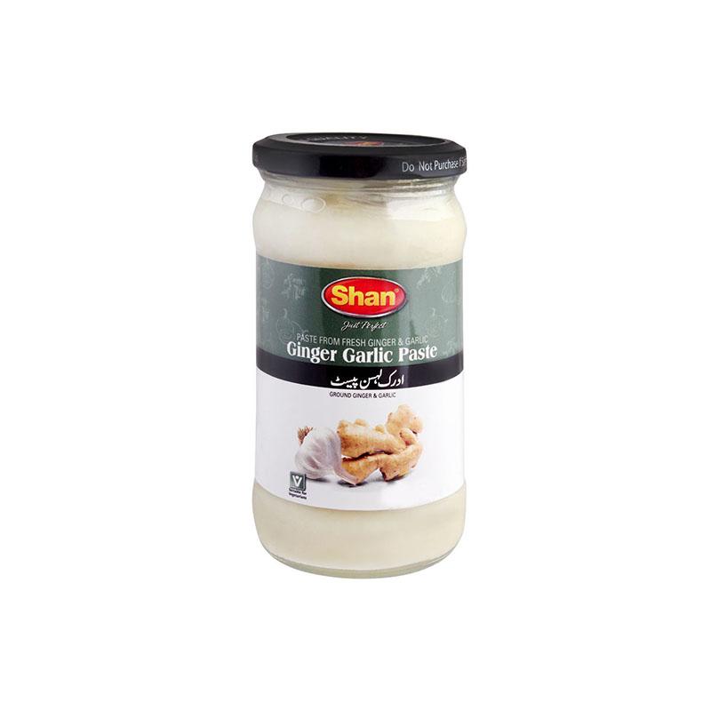 Shan Ginger Garlic Paste