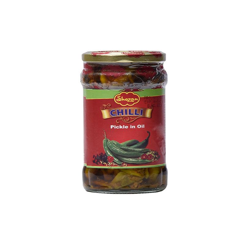 Shezan   Green Chilli Pickle