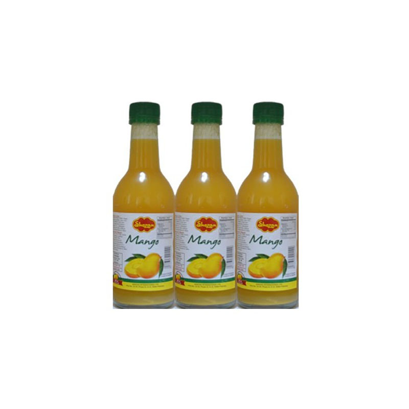 Shezan  Mango Juice In Bottle 6x