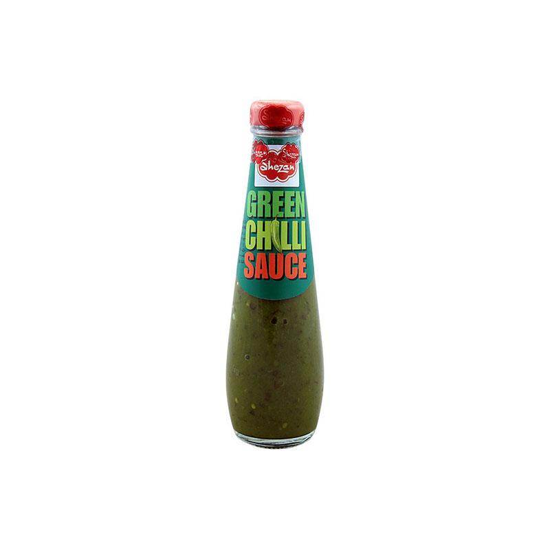 Shezan   Green Chilli Sauce