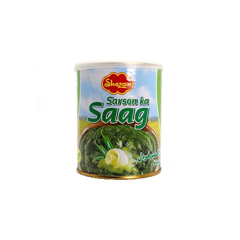 Shezan  Sarson Ka Saag