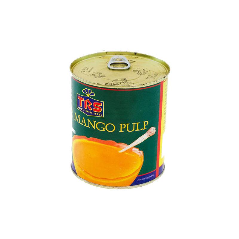 TRS Kesar Mango Pulp