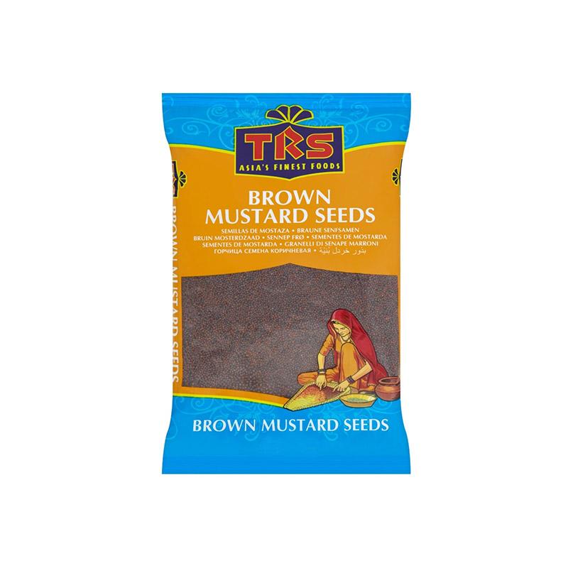TRSMustard Seeds Brown