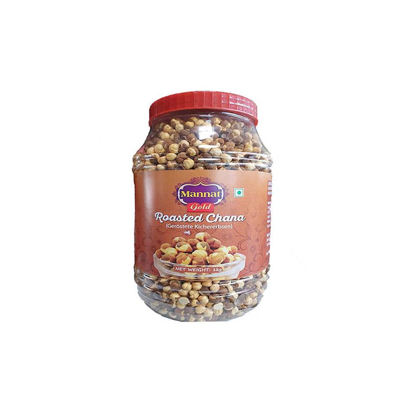 Amanat  Roasted Chana Jar