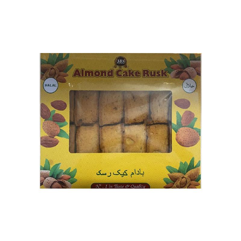 ARS  Almond Cake Rusk