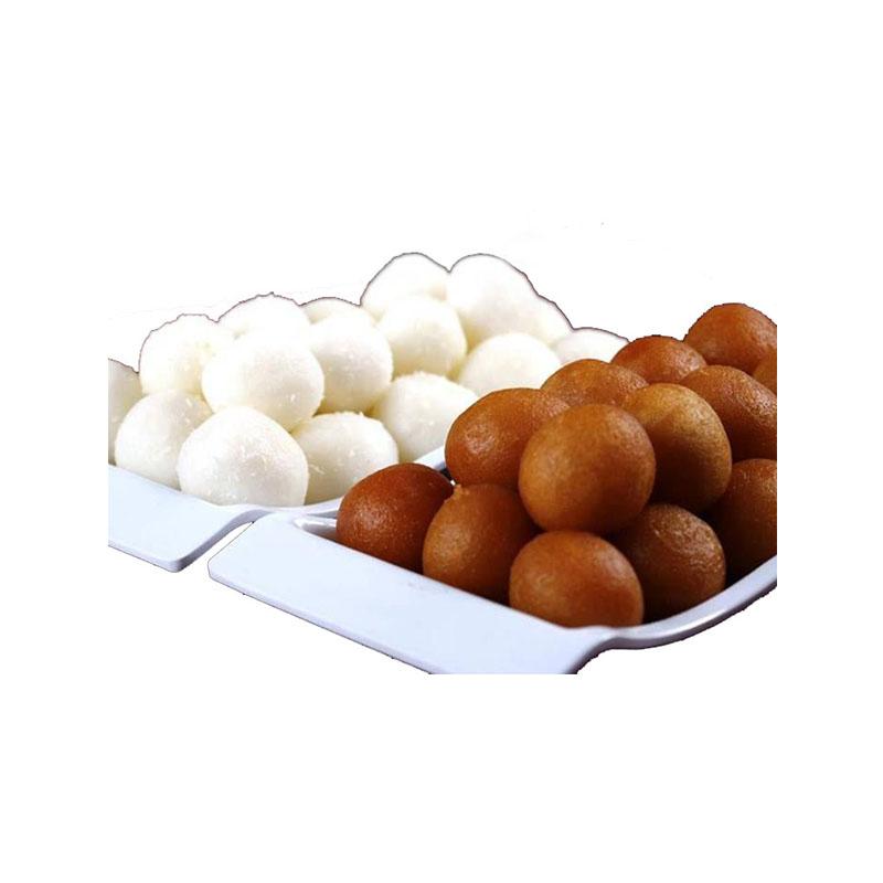 Fresh  Sweets Rasgulle And Gulab juamun