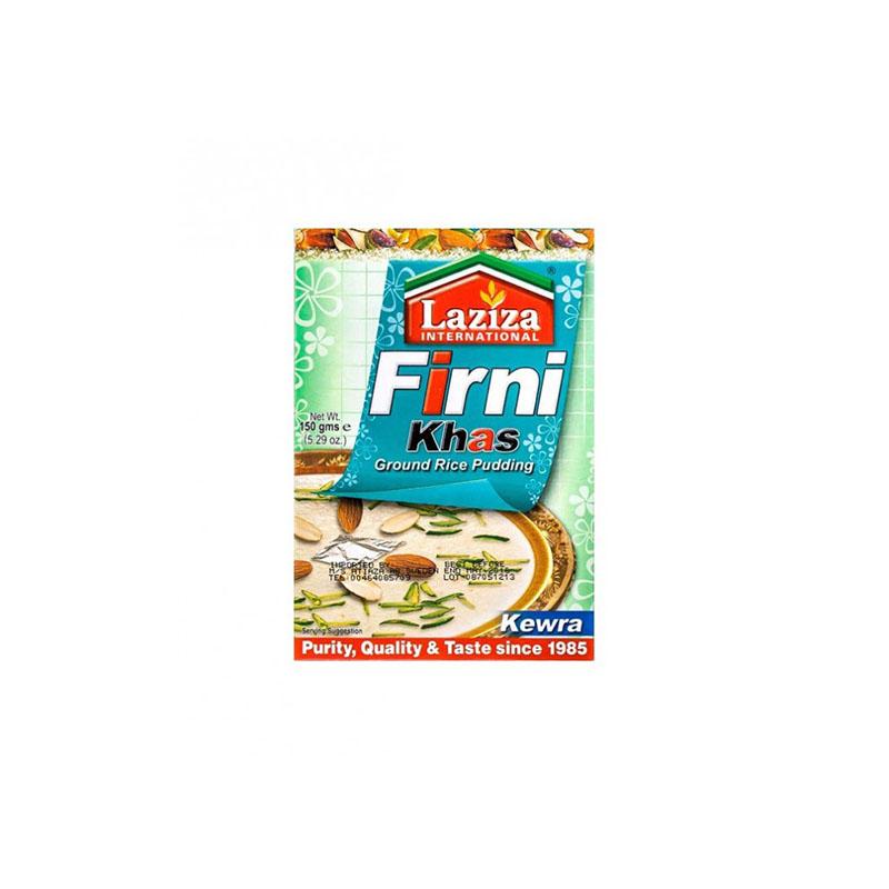 Laziza    Firni Khas (Kewra)