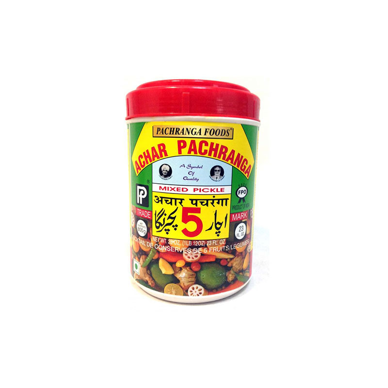 Pachranga   Mix Pickle