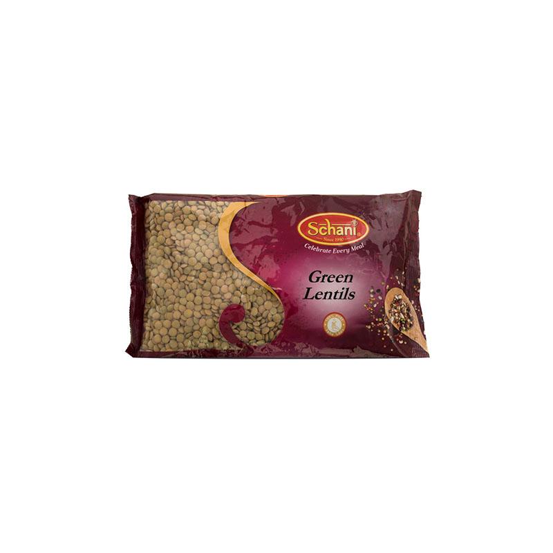 Schani    Masoor Dal Green Lentils