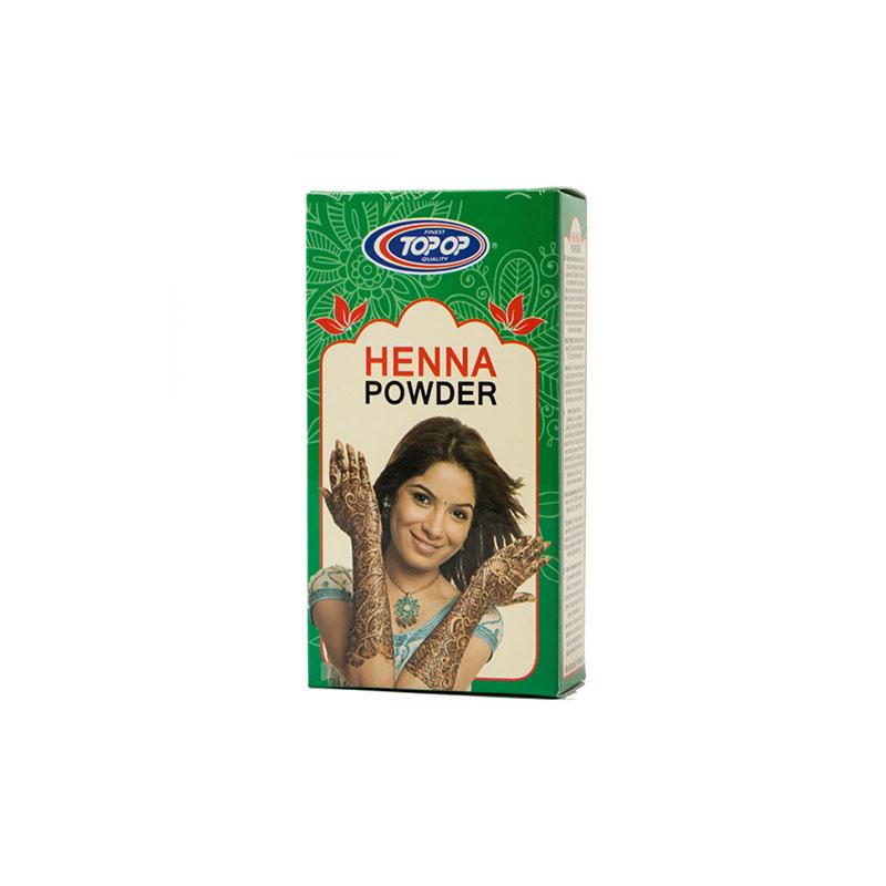 Topop  Heena Powder