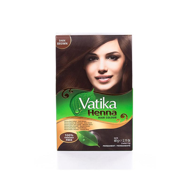 Vatika Hair Colour Dark Brown