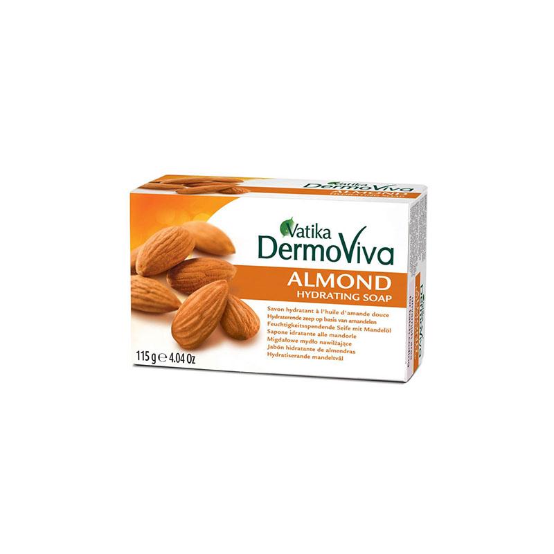 Vatika DermovivaAlmond Hydrating Soap