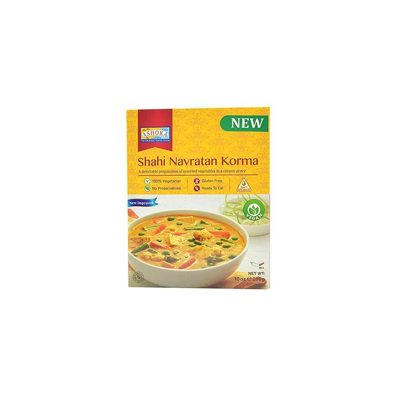 Ashoka Shahi Navratan Korma (Ready To Eat)