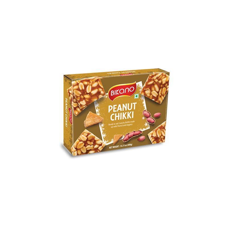 Bikano    Peanut Chikki
