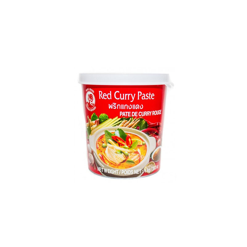 Cock BrandRed Curry Paste