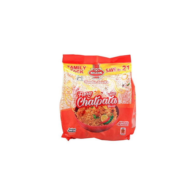 KolsonChatpatta Noodles (Family Pack)