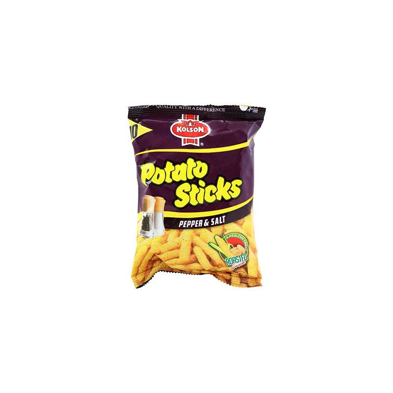 Kolson     Potato Sticks (Pepper & Salt)