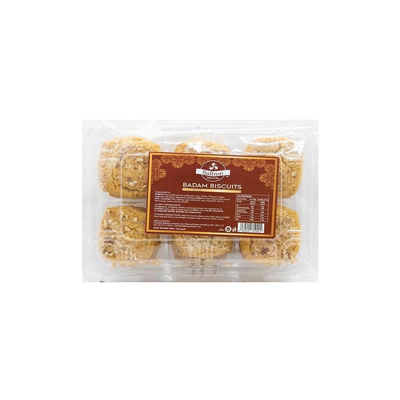 SaffronBadam Biscuits