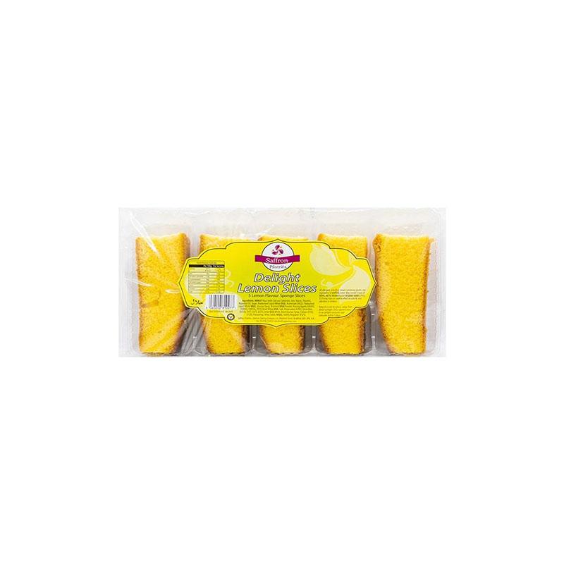 SaffronDelight Lemon Slices