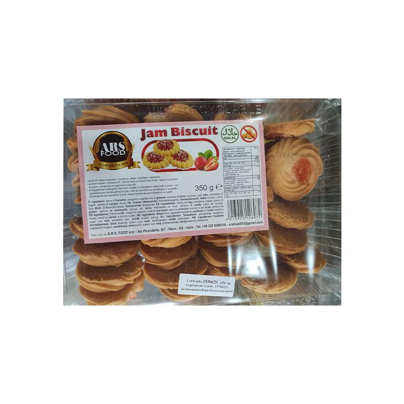 ARS Jam Biscuits 40,45 Pes