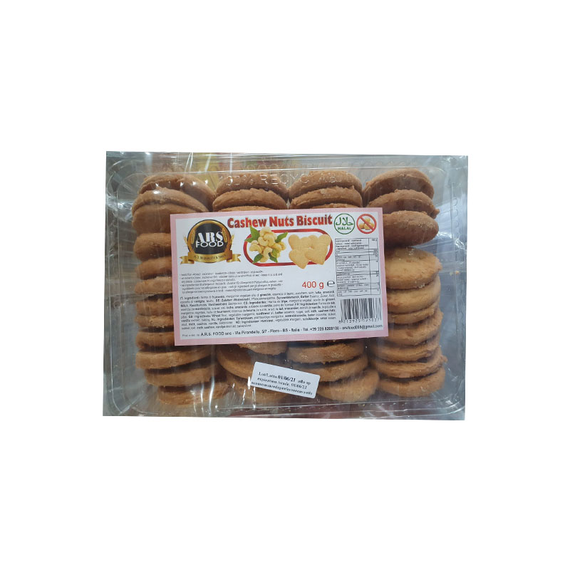 ARS Cashew Nuts Biscuit 40,45 Pes