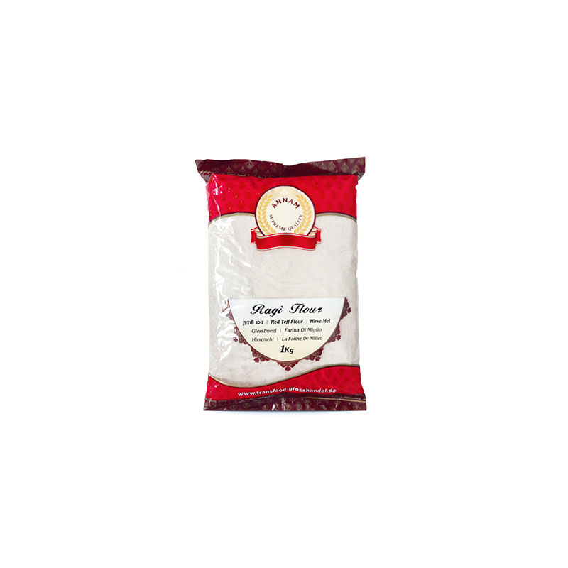 Annam  Ragi Flour (Millet Flour/Kurakkan)