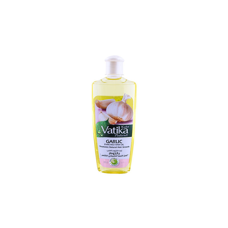Dabur Vatika Naturals Enriched Hair Oil Garlic