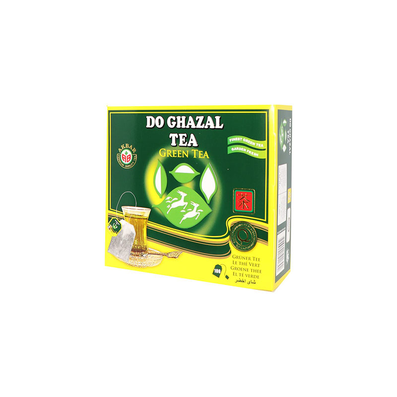 Do Ghazal 100 Tea bags