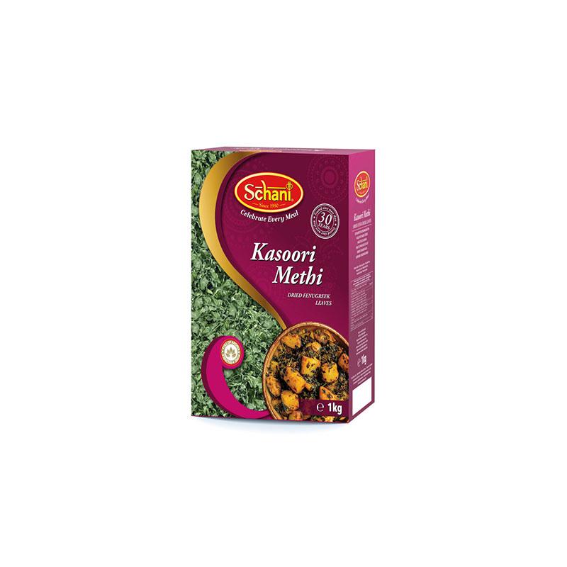 Schani  Kasoori Methi Dried Fenugreek Leaves
