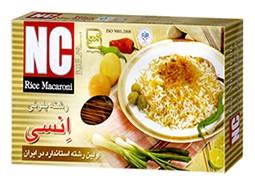 NC Rice Macaroni رشته پلؤئ