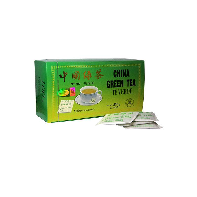 China Green Tea (te verde)100 bags