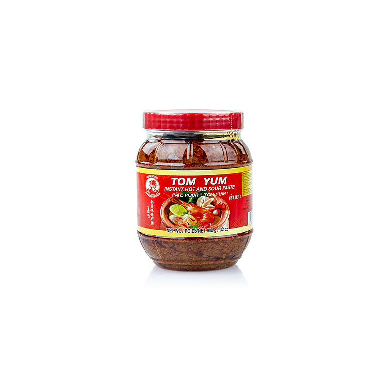 Cook Tom Yum Instant Hot And Sour Paste 900g