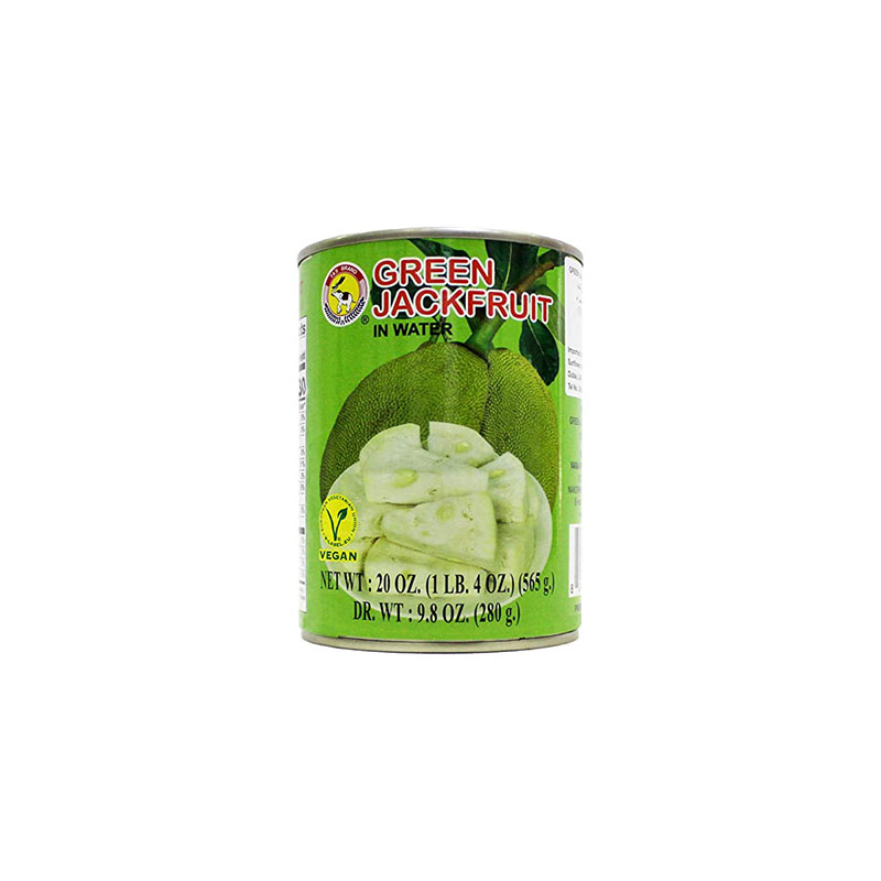 Green Jack Fruit in can