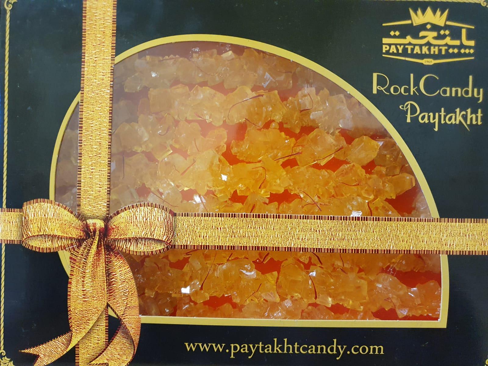 Saffran Rock Candy