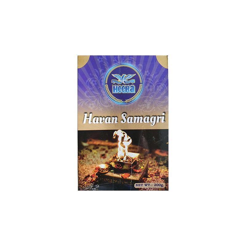 Heera Havan Samagri